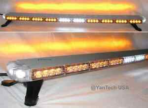 image is loading 50-034-amber-led-light-bar-tow-truck-