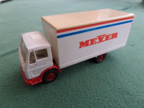 """t335 Wiking nº 436//17 MB LP 1017 maletas /""""Meyer/"""" ho 1:87"""