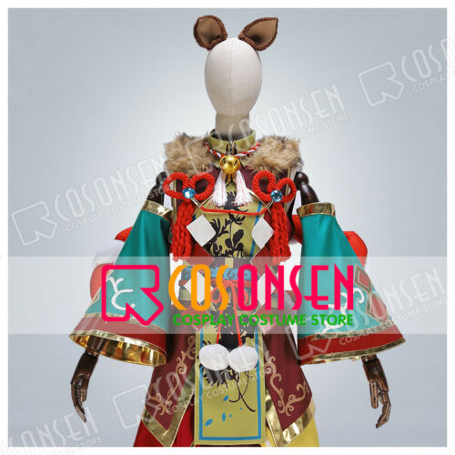 Ensemble Stars Takamine Midori  Dog Cosonsen Cosplay Costume Full Set All sizes