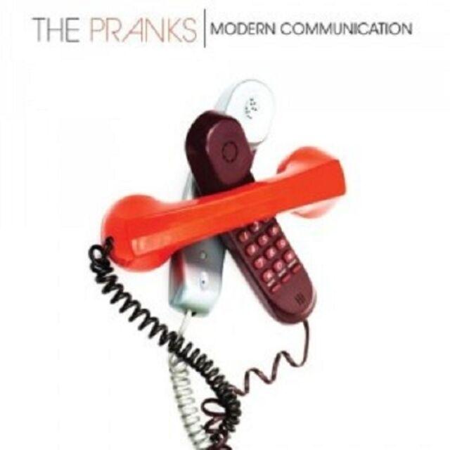 The Pranks - Modern Communication  Vinyl LP  12 Tracks Alternative Rock  Neuware