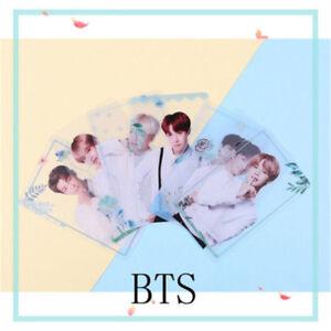 7pcs-Hot-KPOP-BTS-Transparent-Cards-Bangtan-Boys-Suga-Jimin-Jungkook-Photocard