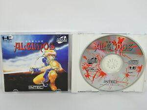 ALGUNOS-PC-Engine-SCD-PCE-Grafx-Japan-pe