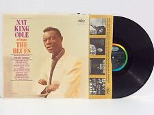 NAT KING COLE: Sings the Blues Original 1958 Capitol W1929 Nelson Riddle