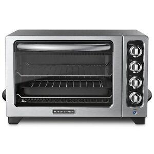Kitchenaid Countertop Oven Kco222ob : ... Toaster Ovens > See more KitchenAid KCO222OB 1440 Watts Toaster Oven
