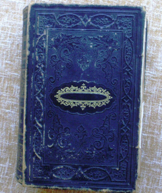 Gunn´s new family physician or homebook of health, year 1866, Hundreth edition