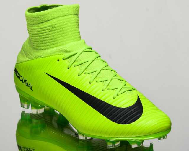 lowest price 3ed43 257a3 Nike Mercurial Veloce III DF FG 3 men soccer cleats football NEW 831961-303