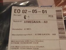 1 x ATMEGA32A-AU - TQFP-44 - AVR Mikrocontroller