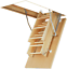 Gedaemmte-Bodentreppe-Holztreppe-Speichertreppe-Dachbodentreppe-Viele-Groessen Indexbild 2