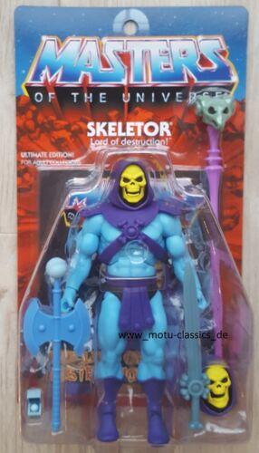 Auspacker Ultimate Skeletor 2019 Club Grayskull 2.0 Motu Classics Super 7 Ovp