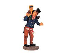 Lemax Figuren - 02403 (100) Bob Cratchit And Tiny Tim, Weihnachtsdorf