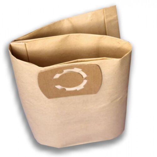 10 x sacs pour aspirateur convient pour MAKITA 446lx Humide//Sec Aspirateur Classe L