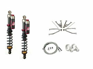 LSR-Lone-Star-DC-4-Long-Travel-A-Arms-Elka-Stage-4-Front-Shocks-Kit-TRX250R