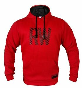 New Ryderwear Pull Over Hoodie Red