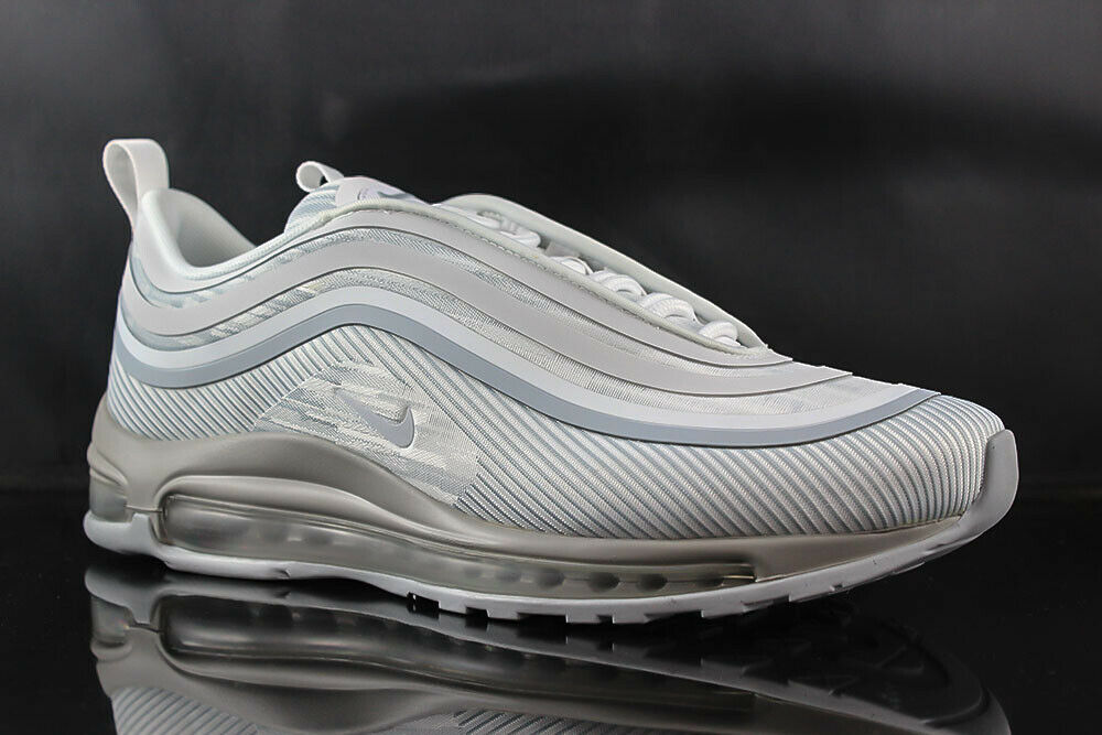 NIKE AIR MAX 97 UL '17 918356-008 PURE PLATINUM SIZE  11.5