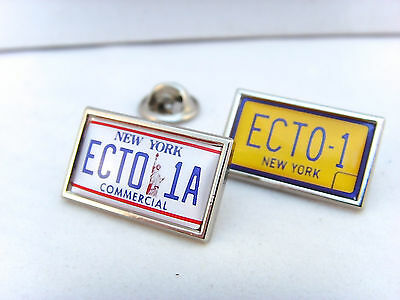 Ecto 1 Car Plate Bottle Opener Keyring for ghost hunter fans Brand New