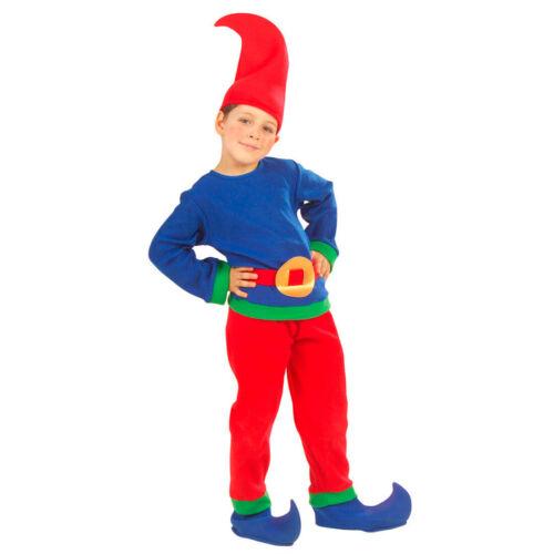 Nain Costume Père Noël SECRET Enfants Costume Lutin Mardi Gras Costume nains Costume Kobold