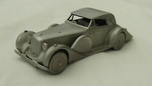 1939-Lagonda-V12-Drophead-Danbury-Mint-Authentic-Scale-Pewter-Car
