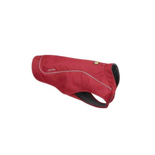 Ruffwear K9-Overcoat Grösse XXS Jacke Hundejacke Mantel Hundemantel Cone rot rot