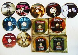 DVD-13-Masters-of-Horror-amp-Others-DISCS-ONLY