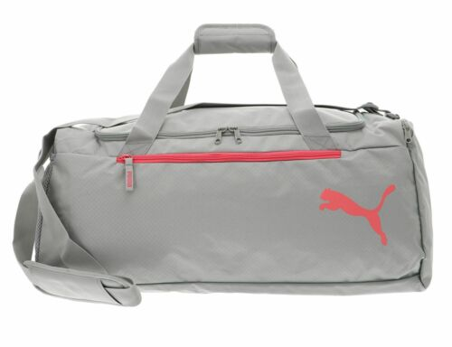 PUMA Fundamentals Sports Bag M Sporttasche Tasche Limestone