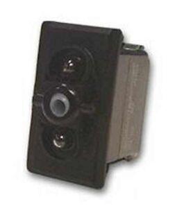 vjd2u66b on off on dpdt carling contura rocker switch, ind lamps