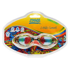 Zoggs Little Comet Multi Red Tint 0-6 Years Swimming Goggles
