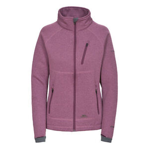 Trespass-Causeway-Womens-Full-Zip-Fleece-Jacket-Lightweight-Hooded-Coat