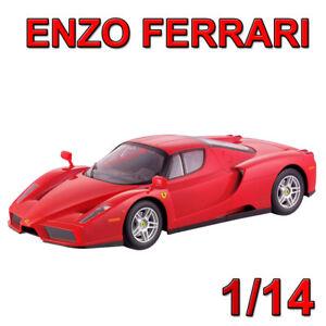 Original Enzo Ferrari Rc Ferngesteuertes Auto Pkw Fahrzeug Modell Rennwagen Neu Ebay