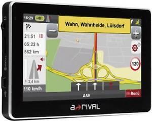 a-rival XEA 503 Navigationssystem 5 Zoll + Bulk Ware +