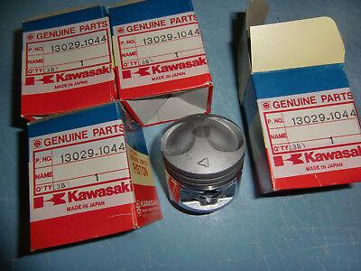 NOS KAWASAKI G4TR Piston Kit .50 Oversize First Over