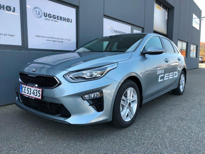 Kia Ceed 1,4 T-GDi Intro Edition 5d - 275.000 kr.