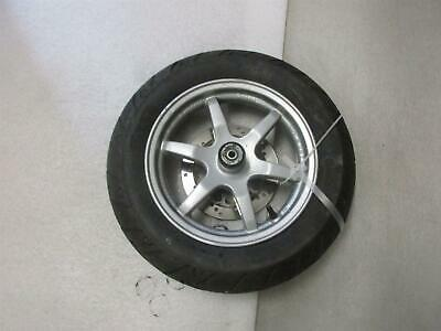 Cooperativa 1. Suzuki Burgman Uh 125 Bp Cerchione Anteriore Con Disco Freno 2,50 X 12 Fresco In Estate E Caldo In Inverno