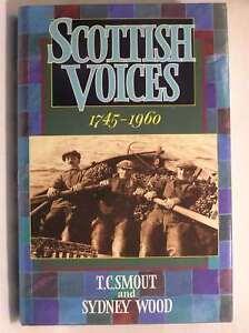 Scottish Voices 17451960 An Anthology TC Smout Sydney Wood Very Good Boo - Dundee, United Kingdom - Scottish Voices 17451960 An Anthology TC Smout Sydney Wood Very Good Boo - Dundee, United Kingdom