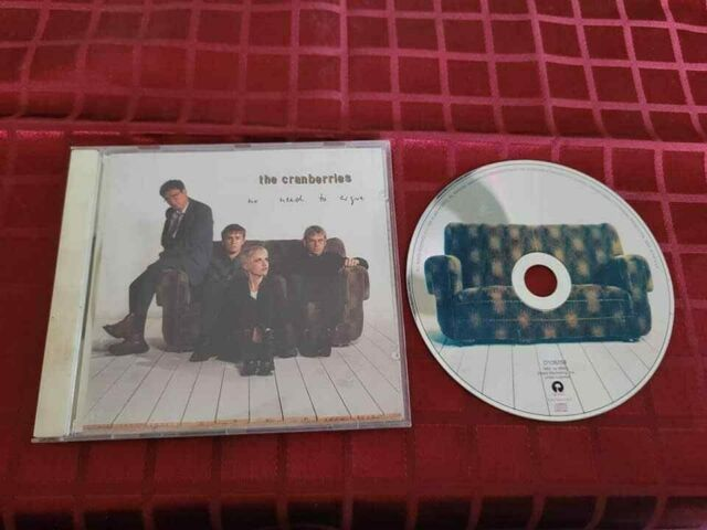No Need to Argue by The Cranberries (CD, Oct-1994, Island (Label)) A