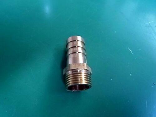 Pneumatik Kupplung Nippel 1//2 auf 6 mm  Schlauch  ETMAGSN1//2-6