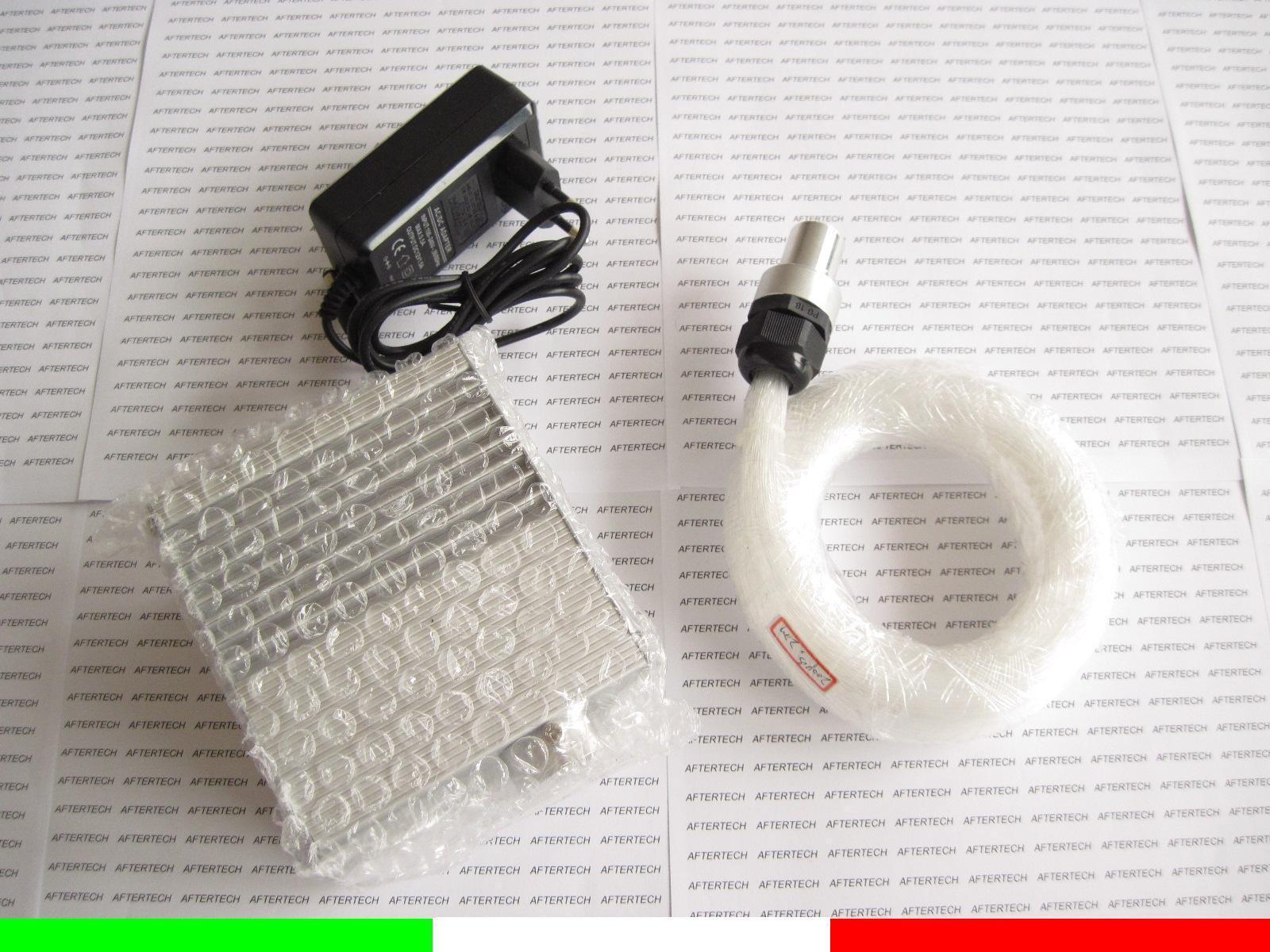 EFFET ÉCLAT KIT CIEL STELLATO BLANC 200 POINTS LED BLANC STELLATO FROID FIBRE OPTIQUE 3b0415