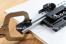 Guide Rail Type Doweling Jig Woodworking Joinery System Professional