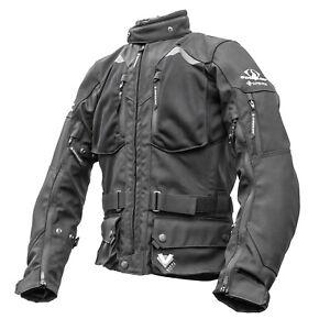 Stadler Voyager 2 GTX Motorrad Textiljacke für Herren