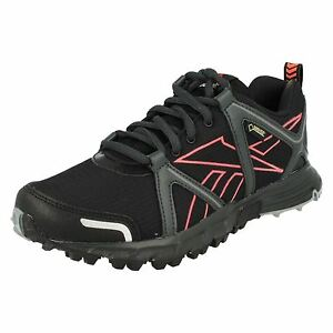 LADIES REEBOK ONE SAWCUT GTX WATERPROOF LACE UP RUNNING SPORTS TRAINERS SHOES