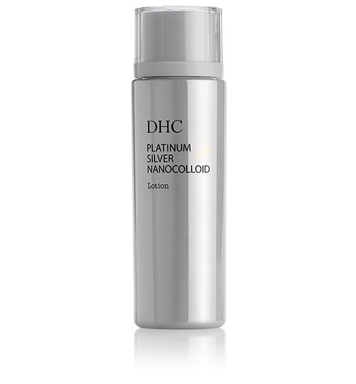 DHC PLATIINUM SILVER NANOCOLLOID LOTION 120ml NEW (RRP £21)