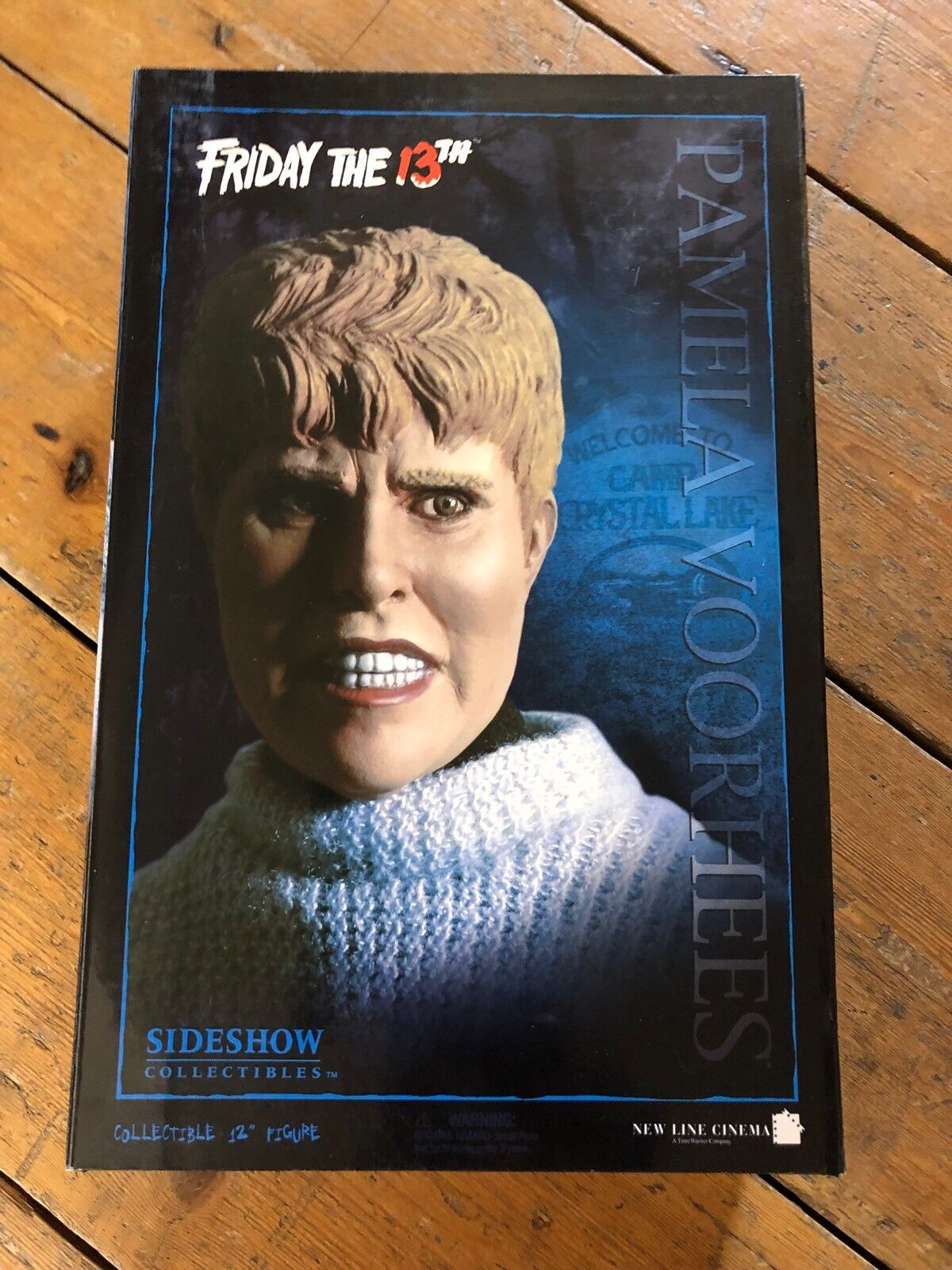 Sideshow Friday The 13 Pamela Voorhees  Exclusive AFSSC98