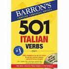 501 Italian Verbs by Marcel Danesi (Mixed media product, 2015)