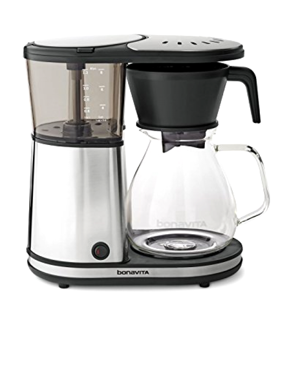 8-Cup verre carafe 1500 W Superior Coffee Brewer Maker Home Kitchen Appliance