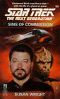 Sins of Commission by Susan Wright (Paperback, 1994)