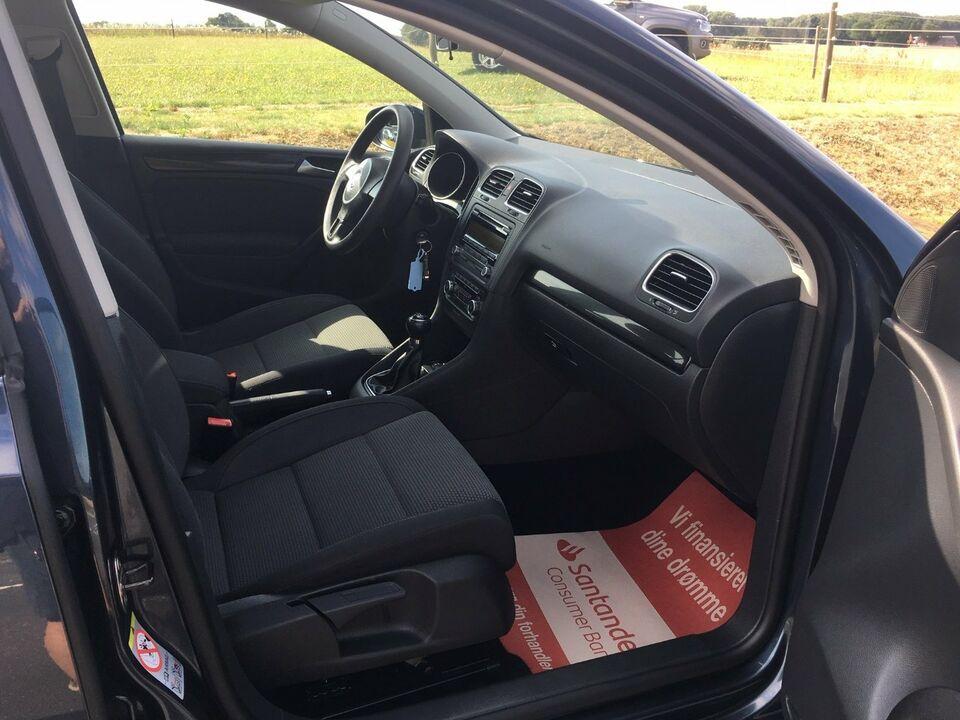 VW Golf VI 1,6 TDi 105 Comfortline BMT Diesel modelår 2010 km