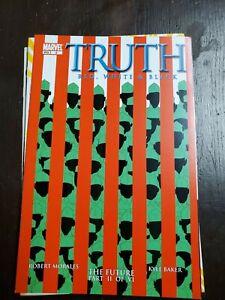 Truth-Red-White-amp-Black-2-FN-2003-Marvel-Comic