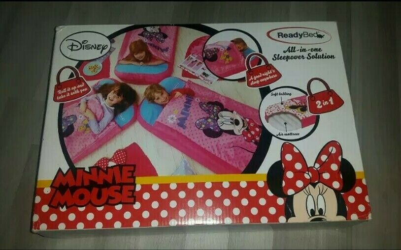 Air Bed, Minnie Mouse, Sleeping Bag