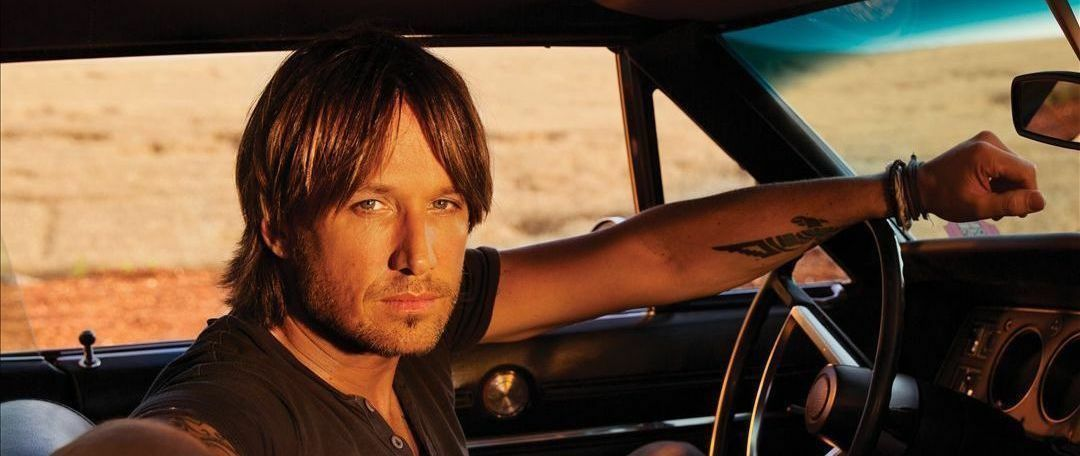 PARKING PASSES ONLY Keith Urban