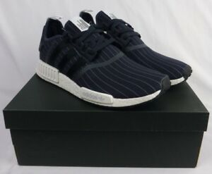 01edc57f5 adidas NMD R1 Bedwin   The Heartbreakers Night Grey Black White ...
