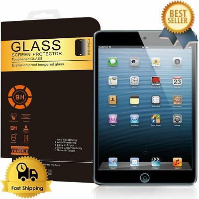 Premium Genuine Tempered Glass Screen Film Protector For iPad 2// 3 //4 UK
